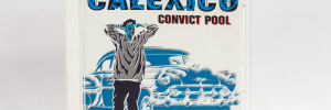 Calexico - Convict Pool CD jewel case front