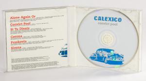 Calexico - Convict Pool CD jewel case gate fold