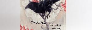 Calexico - Garden Ruin LP jacket front