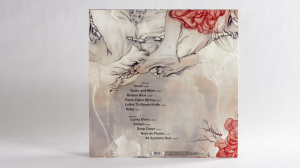 Calexico - Garden Ruin LP jacket back
