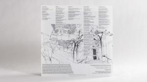 Calexico - Garden Ruin LP inner sleeve back