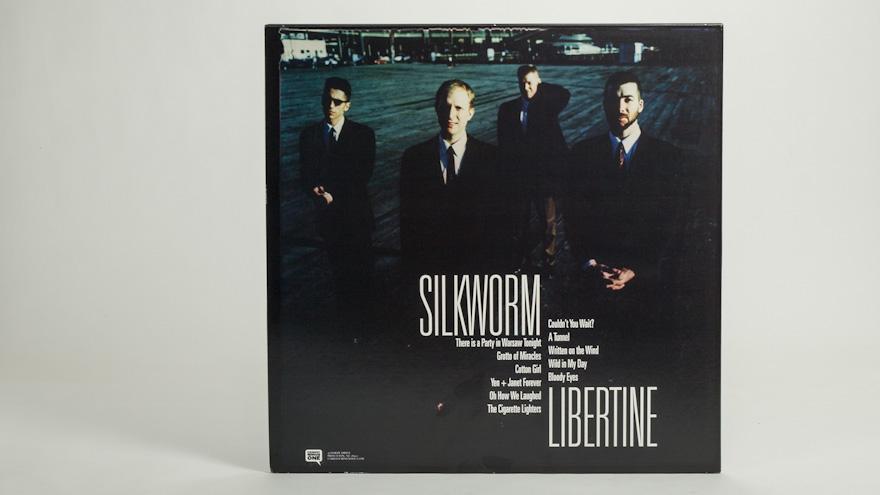 Silkworm – Libertine