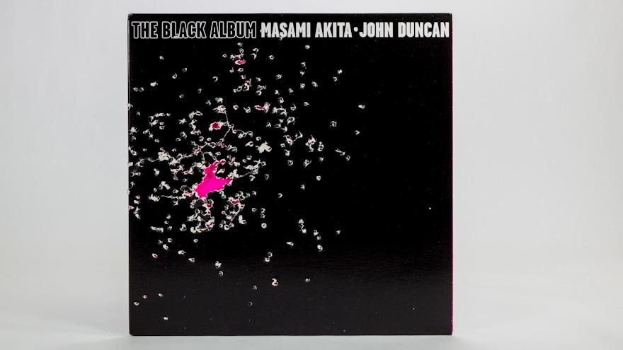 Masami Akita • John Duncan – The Black Album
