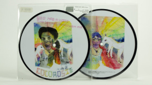 CocoRosie - God Has A Voice She Speaks Through Me Picture Disk