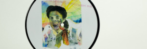 CocoRosie - God Has A Voice She Speaks Through Me Picture Disk A Side
