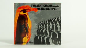 Twilight Circus Meets Edward Ka-Spel - 800 Saints In A Day digipack front