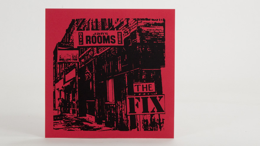 Jan\'s Rooms EP