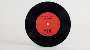 The Fix - Jan's Rooms 7 inch side B
