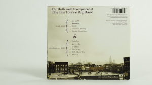 Ian Torres Big Band - January the Birth and Development of, Digipack Back