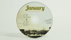 Ian Torres Big Band - January the Birth and Development of, CD face