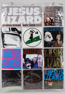 The Jesus Lizard - Inch poster sleeve
