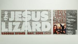 The Jesus Lizard - Inch three top panels