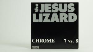 The Jesus Lizard - Inch Chrome 7 vs 8 back cover