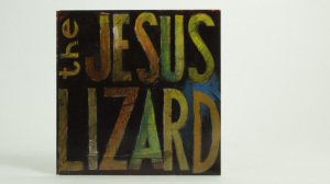 The Jesus Lizard - Inch Lash front cover