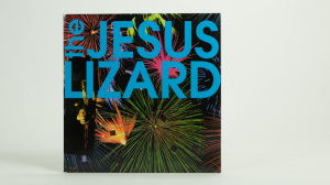 The Jesus Lizard - Inch (fly) ON (the wall) front cover