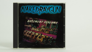 Naked Raygun - Basement Screams CD jewel case front