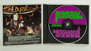 Naked Raygun - Basement Screams CD jewel case gatefold