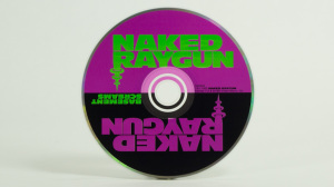 Naked Raygun - Basement Screams CD face