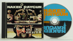 Naked Raygun - Throb Throb all formats