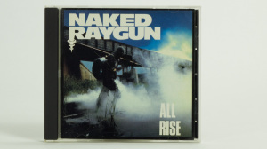 Naked Raygun - All Rise cd jewel case front