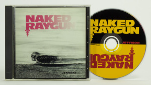 Naked Raygun - Jettison all formats