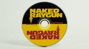 Naked Raygun - Jettison CD face