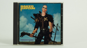 Naked Raygun - Understand cd jewel case front