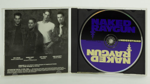 Naked Raygun - Understand cd jewel gatefold