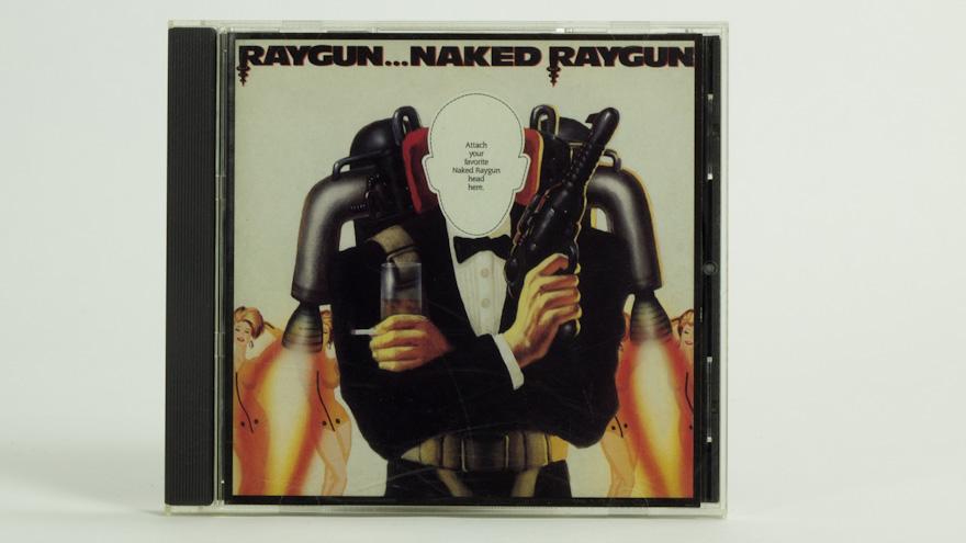 Naked Raygun – Raygun…Naked Raygun