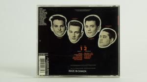 Naked Raygun - Raygun...Naked Raygun CD jewel case back