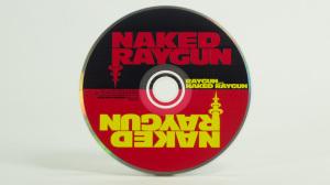 Naked Raygun - Raygun...Naked Raygun CD face
