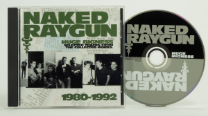 Naked Raygun - Huge Bigness Promo CD all formats