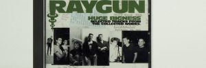 Naked Raygun - Huge Bigness Promo CD jewel casefront