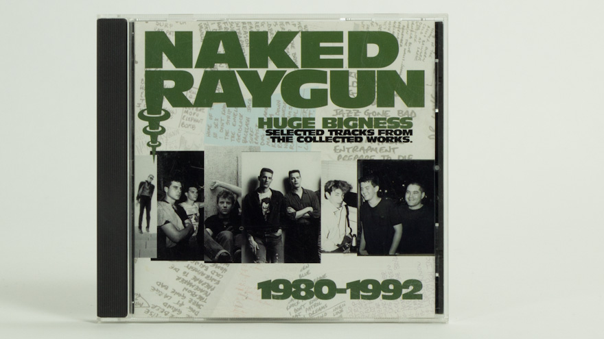 Naked Raygun – Huge Bigness