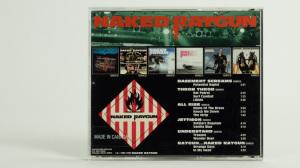 Naked Raygun - Huge Bigness Promo CD jewel case back