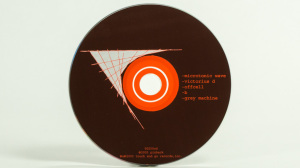 Pinback - Offcell CD face
