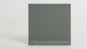 Shellac - Dude Incredible CD inner sleeve back