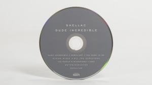 Shellac - Dude Incredible CD face