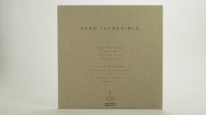 Shellac - Dude Incredible LP jacket back