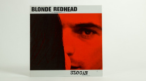 Blonde Redhead - Slogan front cover