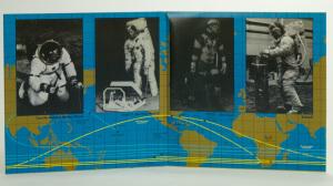 Man Or Astro-Man? - Deluxe Men In Space sleeve gatefold
