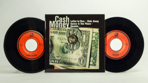 Cash Money - Letter To Stax EP all formats