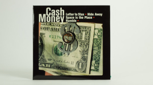Cash Money - Letter To Stax EP seven inch front cover