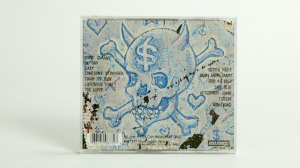 Cash Audio - Black Hearts and Broken Wills CD jewel case back cover