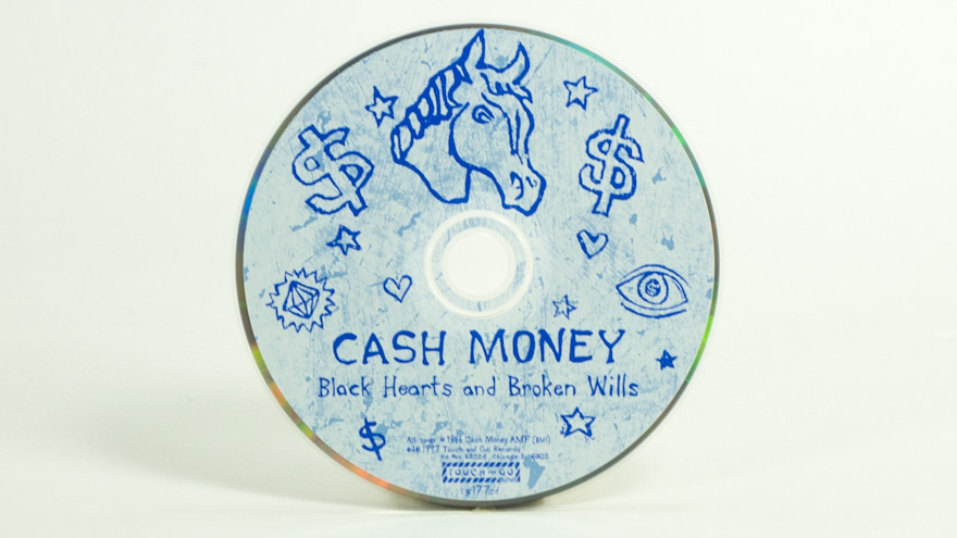 Cash Money – Black Hearts and Broken Wills