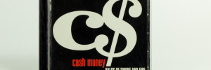 Cash Money - Halos of Smoke and Fire cd jewel case front cover