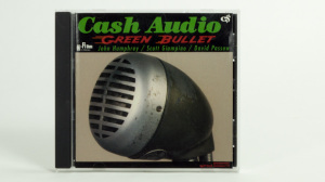 Cash Money (Audio) - Green Bullet CD jewel case front