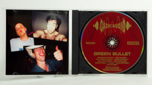 Cash Money (Audio) - Green Bullet CD jewel gatefold