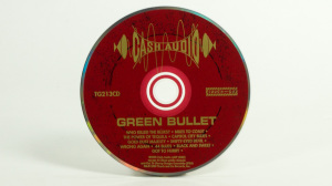 Cash Money (Audio) - Green Bullet CD face