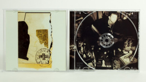 Dead Voices On Air - Shap CD jewel case gatefold
